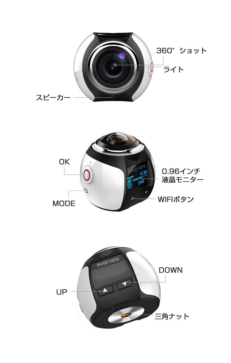 VRカメラ