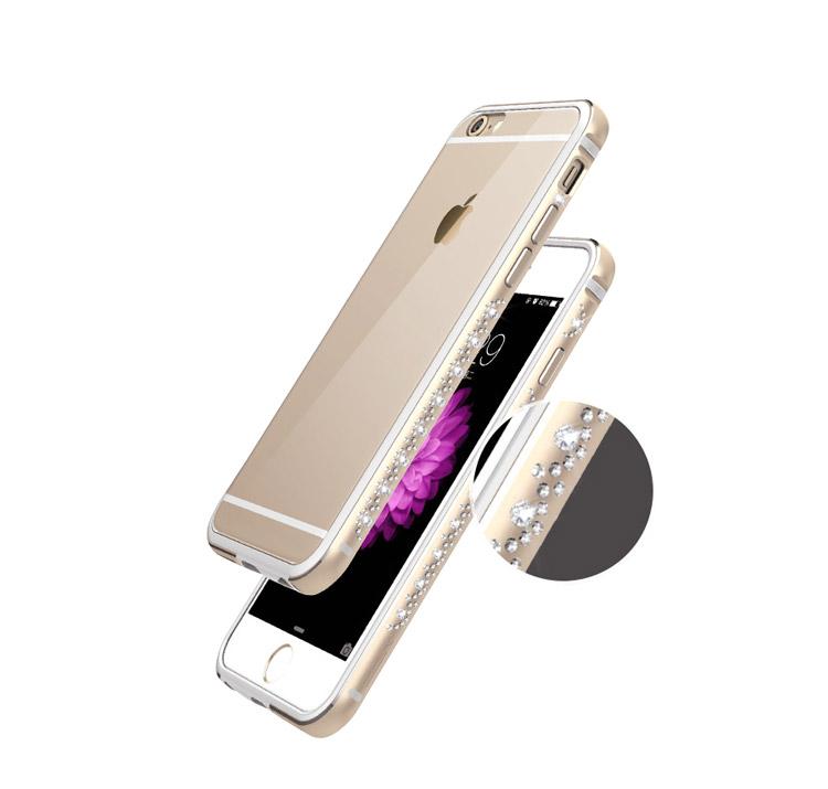 iPhone6s かわいい アルミ