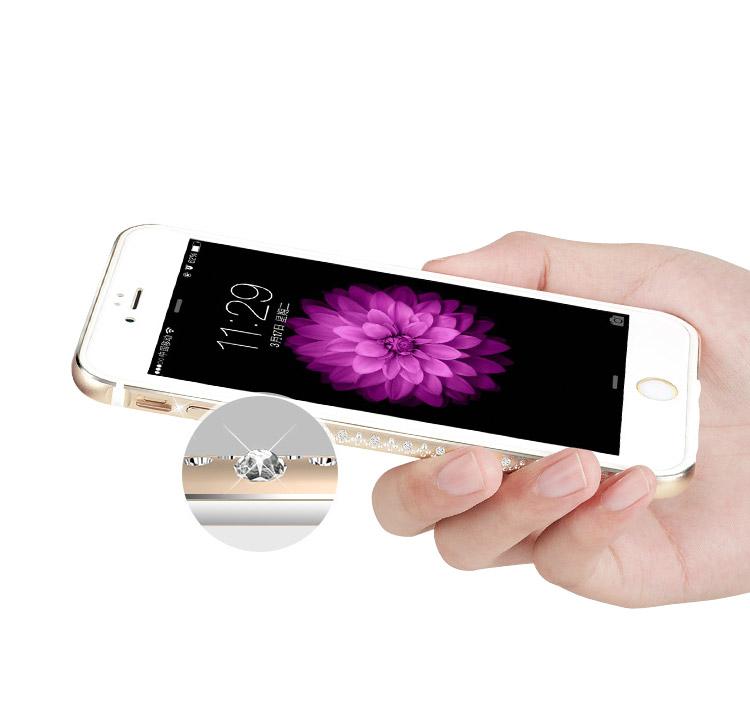 iPhone6s ラグジュアリーケース