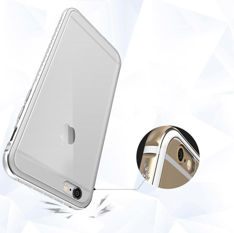 iPhone6s きらきら メタル