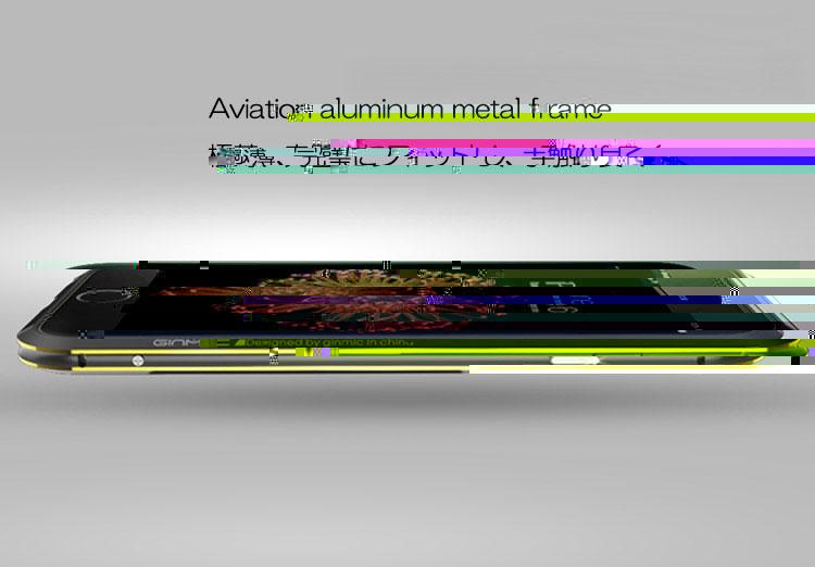 iPhone 6s plus 専用 メタルフレーム