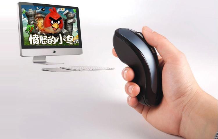 ワイヤレストラックボールマウス