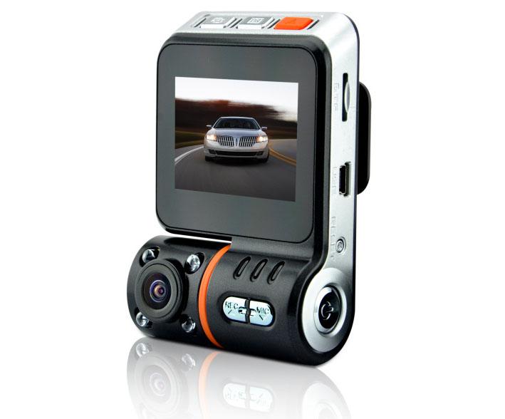 ドライブレコーダー高画質常時録画赤外LED照射動体検知