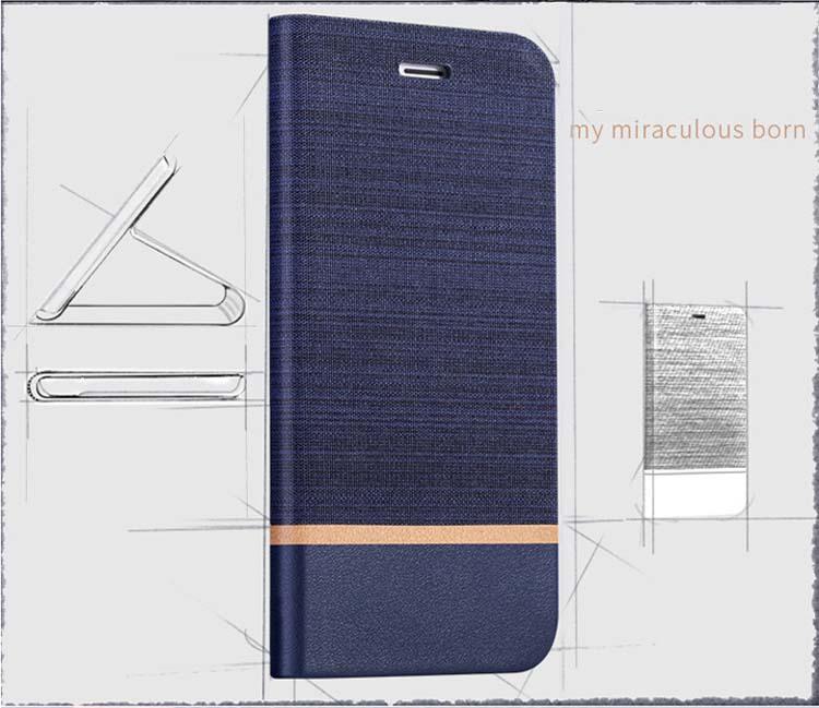 iPhone 7 手帳型レザーケース