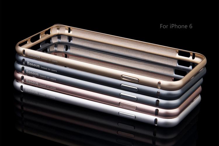 iPhone 6  <br> iphonePlus 専用 メタルフレーム