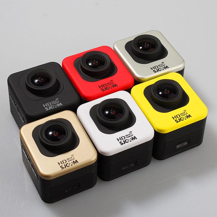 スポーツカメラ キューブ型
