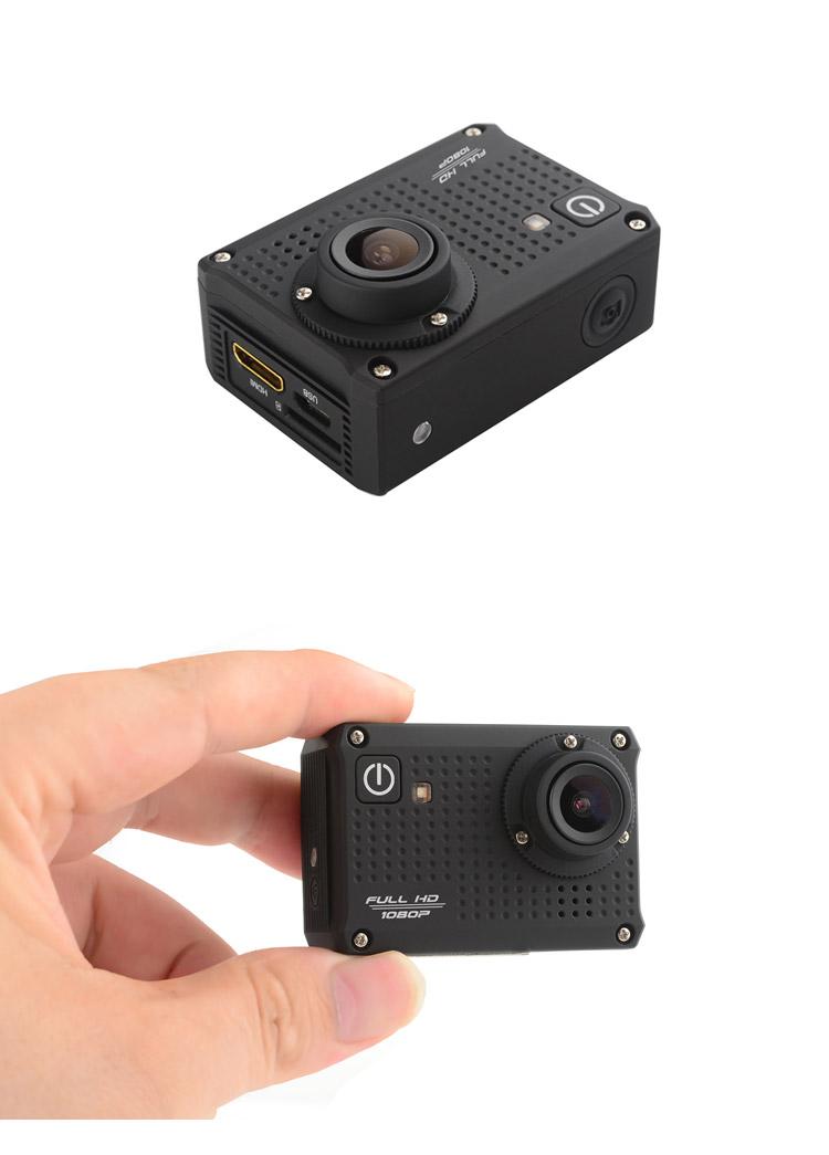 防水スポーツカメラ
