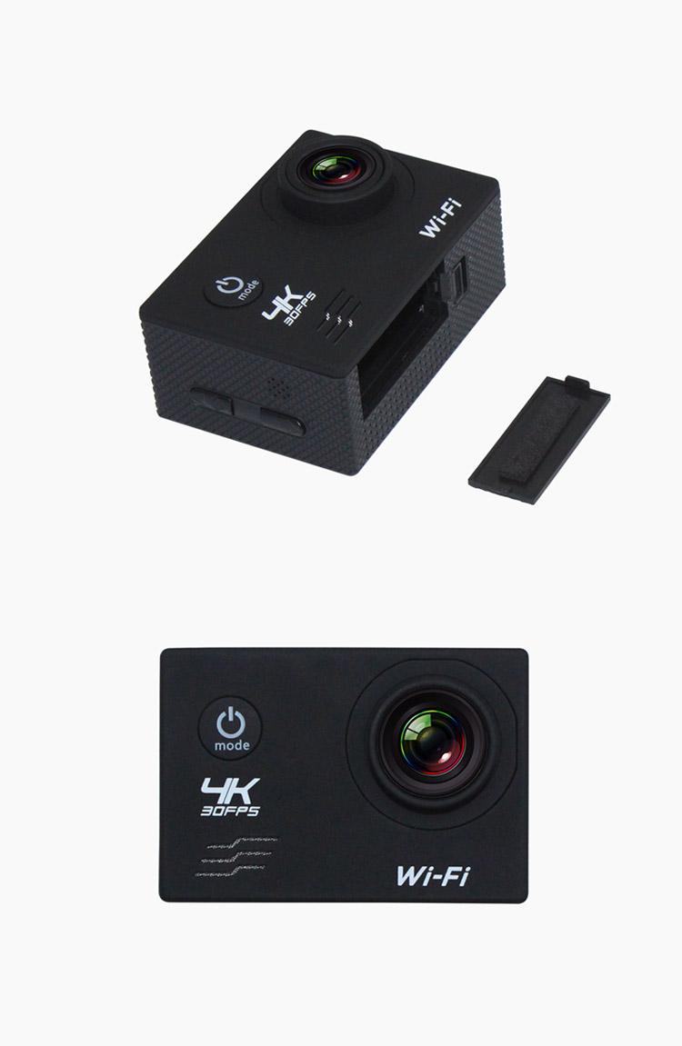 スポーツカメラ リモコン付き