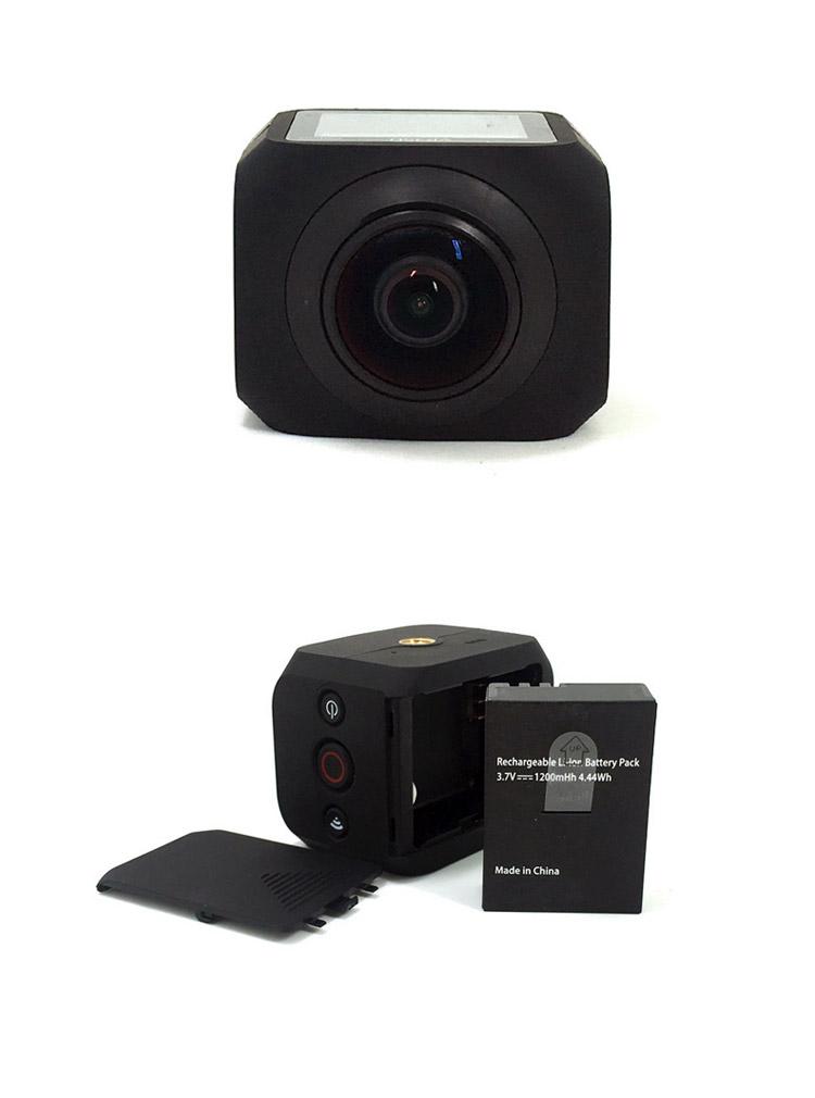 VRゴーグルカメラ