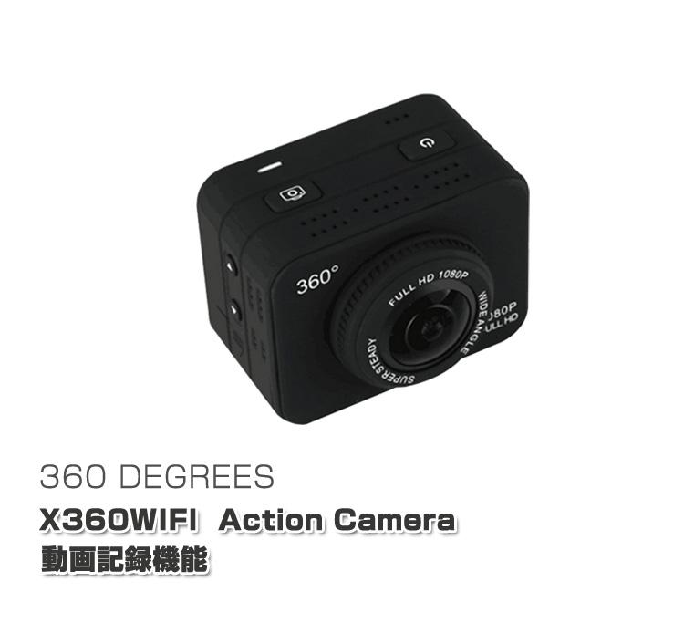 360度カメラ