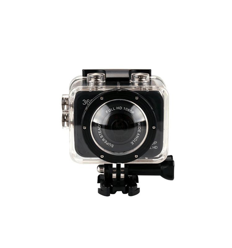 広角ビデオカメラ